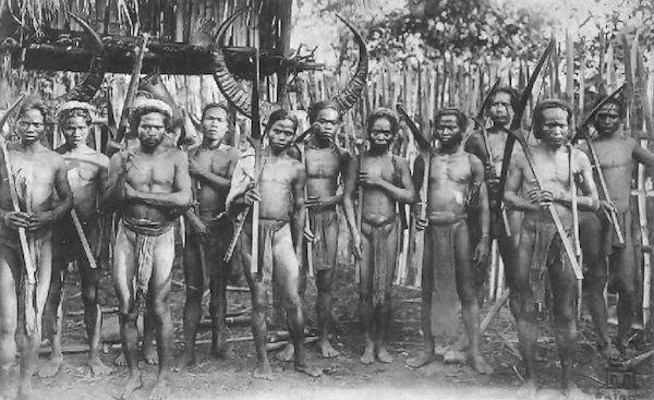 La preuve sociale dans les tribus primitives