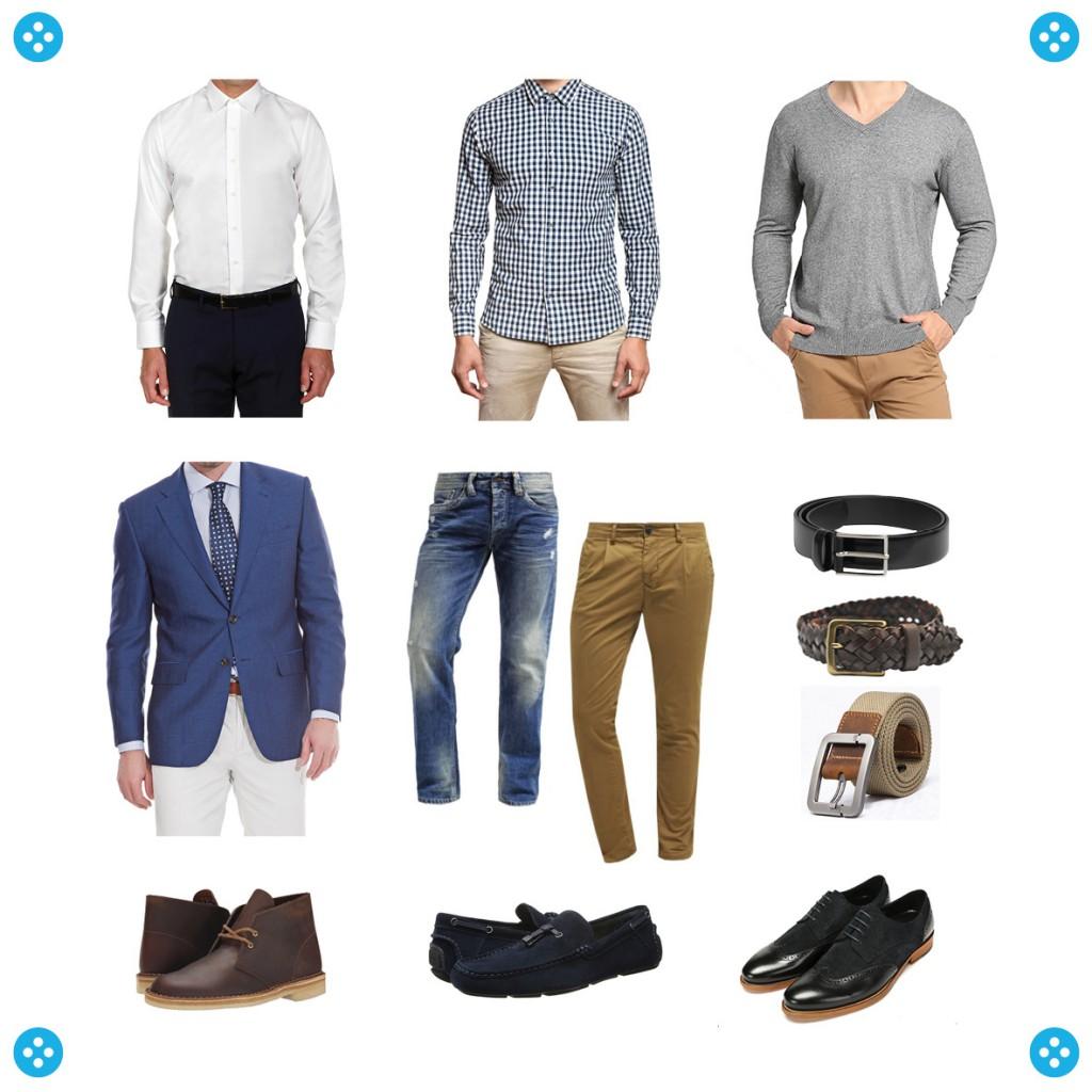 garde-robe de base hombre_fashiop